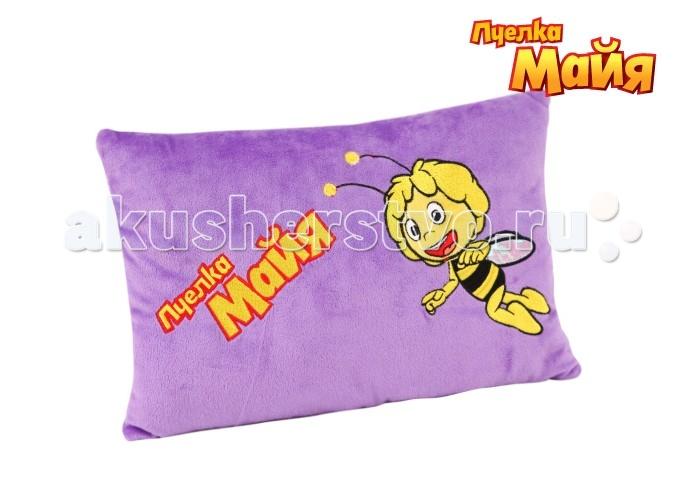 Подушки для малыша Пчелка Майя Подушка Майя вольдемар бонзельс приключения пчелки майи