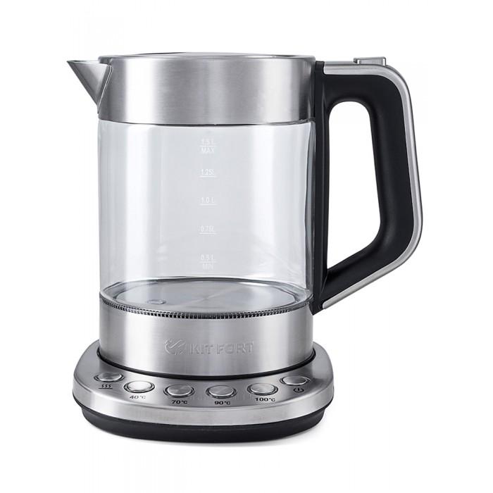 Купить Бытовая техника, Kitfort Чайник КТ-616