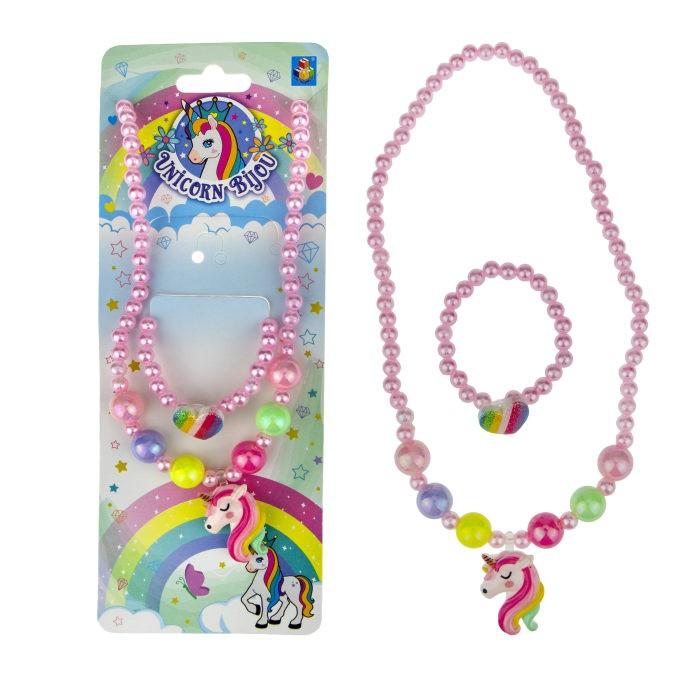 Аксессуары 1 Toy Набор украшений Unicorn Bijou (2 предмета)