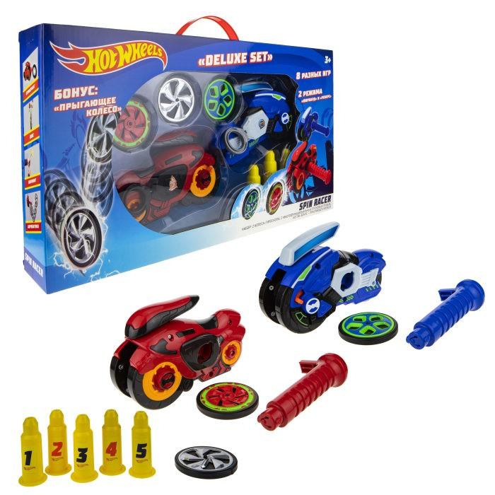 Игровые наборы Hot Wheels Игрушка Spin Racer Deluxe Set