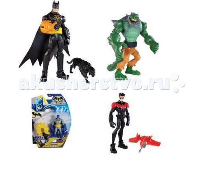 Игровые наборы Mattel Игровой набор Бэтмен против Супермена фигурка mattel супермен из фильма бэтмен против супермена 15 см djg35