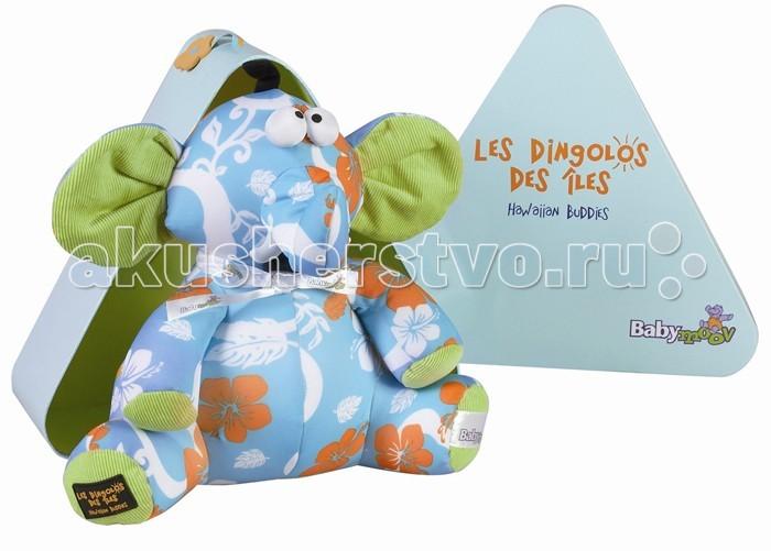Мягкие игрушки Babymoov Слон M391030 babymoov