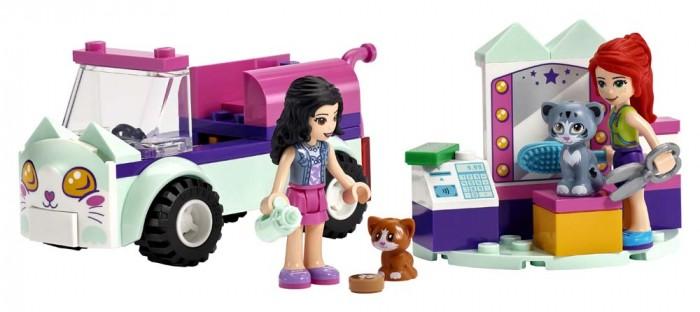 Купить Конструктор Lego Friends 41439 Лего Подружки Передвижной груминг-салон для кошек