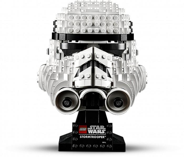 Lego Lego Star Wars 75276 Лего Звездные Войны Шлем штурмовика