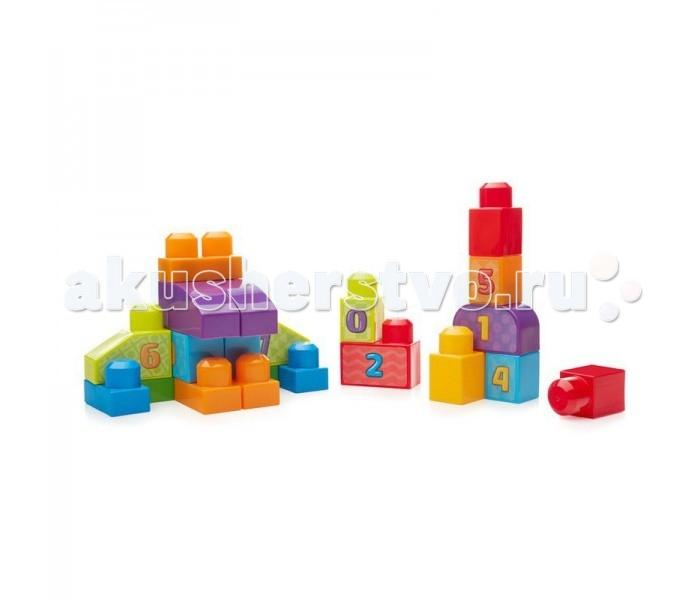 Конструкторы Mega Bloks First Builders Учимся считать guide craft магнитный конструктор better builders career people