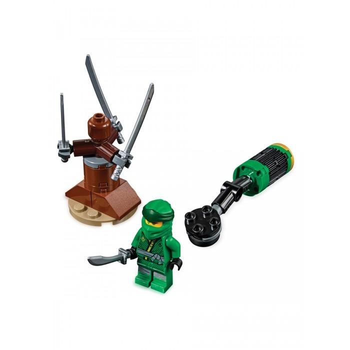 Купить Конструктор Lego Брелок-фонарик для ключей Ninjago Lloyd