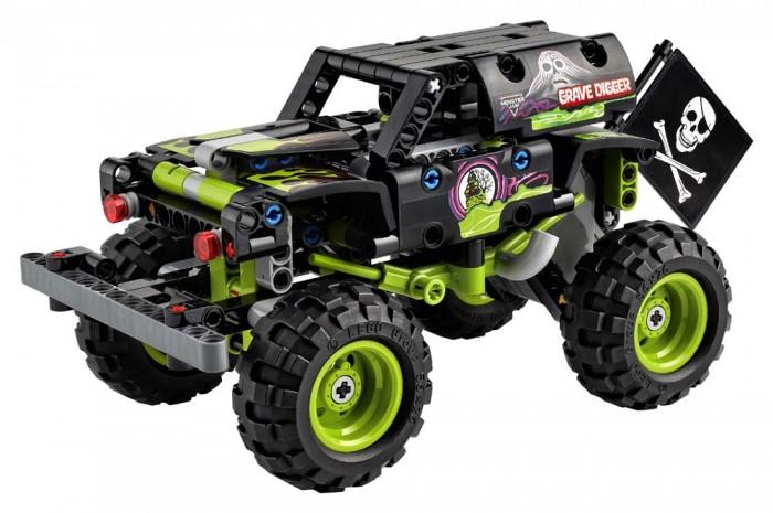 Конструктор Lego Technic 42118 Лего Техник Monster Jam Grave Digger