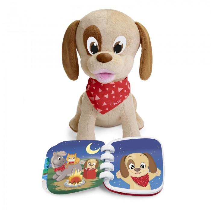 Интерактивная игрушка Chicco Говорящий щенок