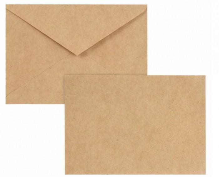 Купить Канцелярия, Ряжская Печатная Фабрика Конверты С6 90 г/м2 114х162 мм 1000 шт.