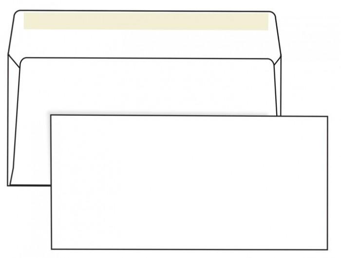 Купить Канцелярия, Ряжская Печатная Фабрика Конверты Е65 80 г/м2 110х220 мм 1000 шт.