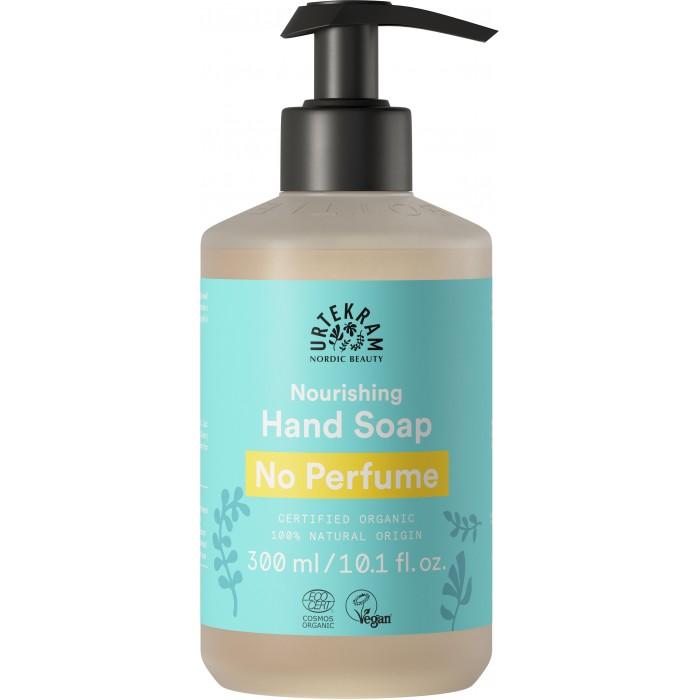 Косметика для мамы Urtekram Жидкое мыло без аромата 300 мл недорого