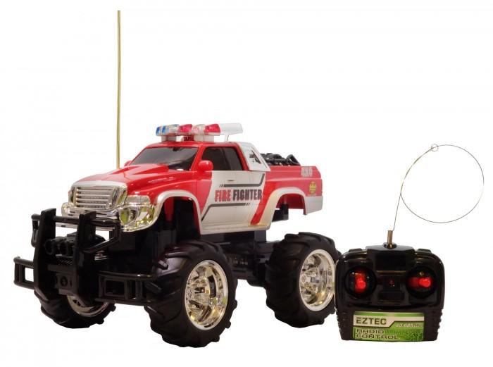 Фото - Радиоуправляемые игрушки Eztec Пожарная машина радиоуправляемая Fire Rescue Truck jill sanders rescue me