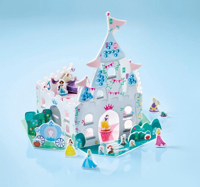 Наборы для творчества Totum Набор Дворец принцесс Creativity castle Disney Princess
