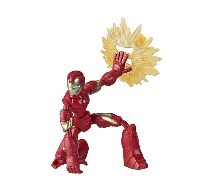 Картинка для Avengers Фигурка Бенди Мстители Железный человек 15 см