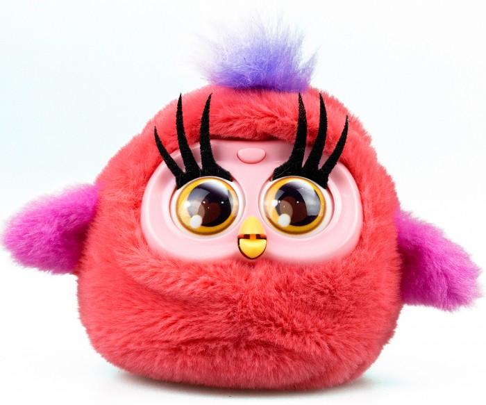 интерактивные игрушки Интерактивные игрушки Tiny Furries Fluffy Birds птичка Frutty