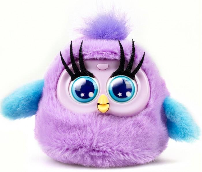 Интерактивная игрушка Tiny Furries Fluffy Birds птичка Chili