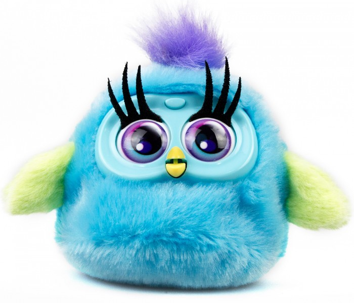 Интерактивная игрушка Tiny Furries Fluffy Birds птичка Ruby