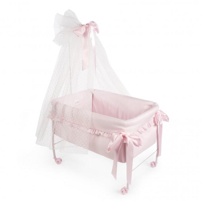 кроватки для кукол Кроватки для кукол La Nina с балдахином 65052
