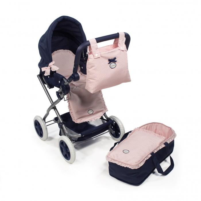 коляски для кукол Коляски для кукол La Nina трансформер 3 в 1 65025