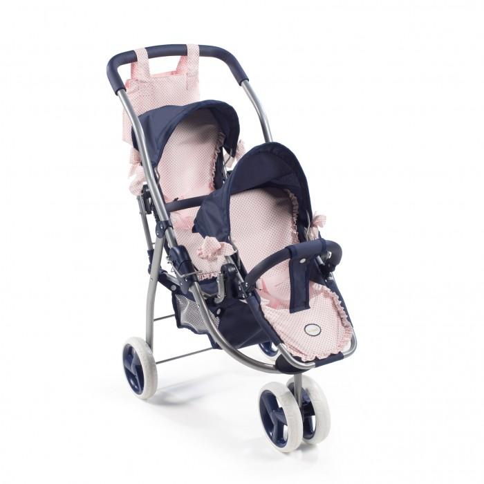 коляски для кукол Коляски для кукол La Nina для двойняшек 65026
