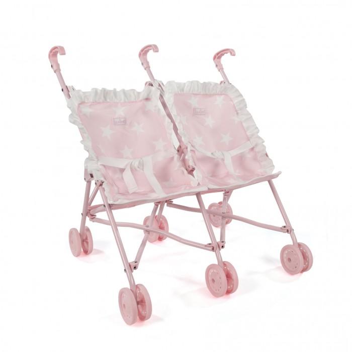 Коляски для кукол La Nina для двойняшек 62066 коляски для кукол la nina трость 60404