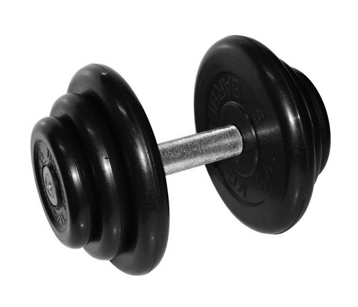 Купить Спортивный инвентарь, MB Bardell Гантель профи 18.5 кг