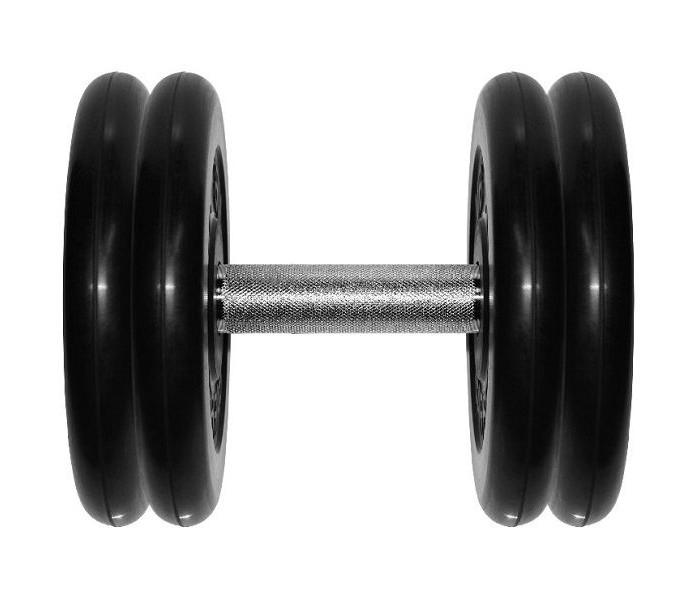 Купить Спортивный инвентарь, MB Bardell Гантель профи 23.5 кг