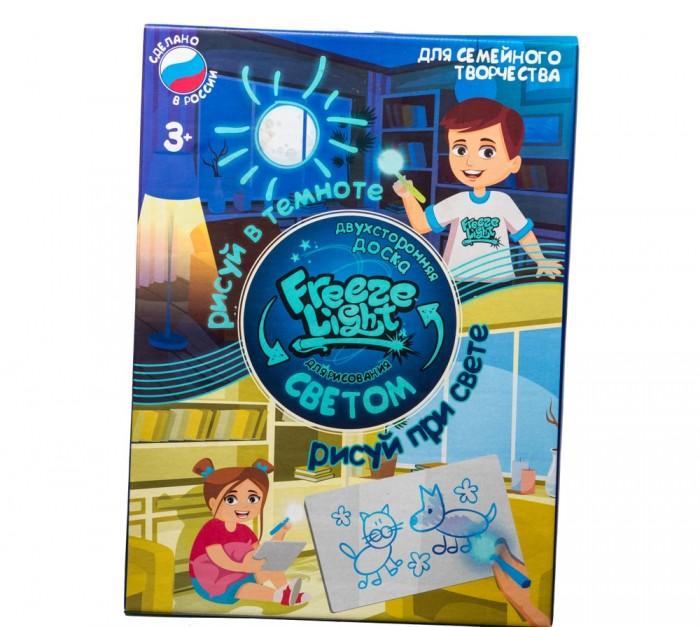Картинка для Доски и мольберты Freeze Light Цвето-световая доска День-ночь Freeze Light формат А3 430х300