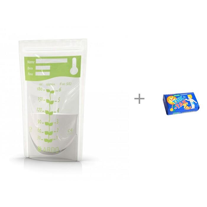 Купить Контейнеры, Ardo Easy Freeze Пакеты для замораживания грудного молока 20 шт. и Мыло Свобода Тик-так 150 г