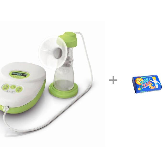 Купить Молокоотсосы, Ardo Молокоотсос Calypso электрический (базовая комплектация) и Мыло Свобода Тик-так 150 г