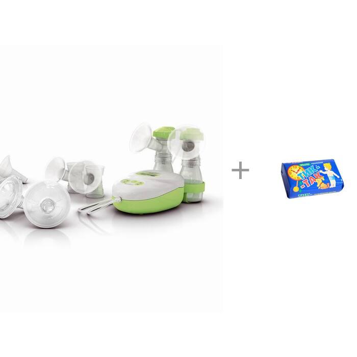 Купить Молокоотсосы, Ardo Молокоотсос Calypso Double Plus электрический и Мыло Свобода Тик-так 150 г