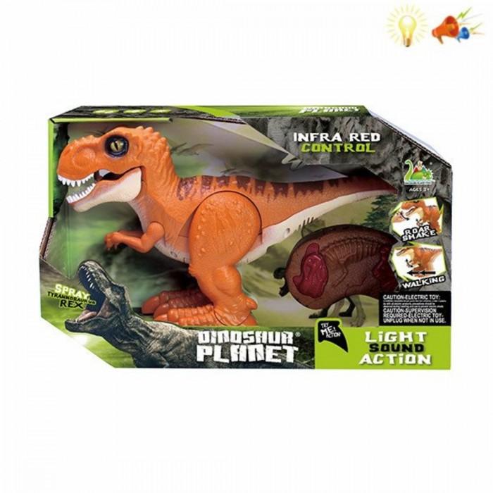 Картинка для Радиоуправляемые игрушки Наша Игрушка Динозавр на ИК-управлении