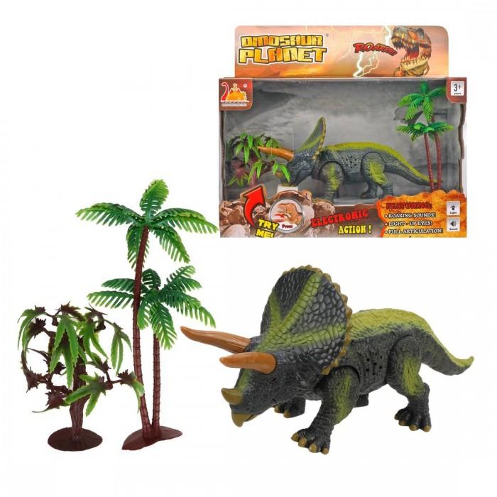 Картинка для Электронные игрушки Наша Игрушка Фигурка Динозавр