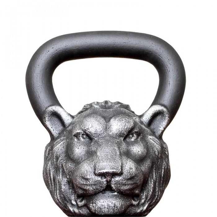 Спортивный инвентарь Iron Head Гиря Лев 16 кг кнудсен м лев в библиотеке