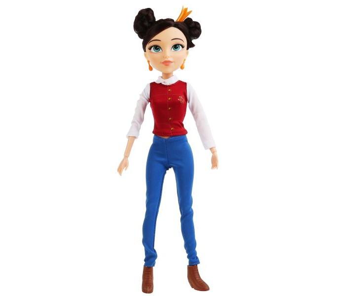 Картинка для Куклы и одежда для кукол Карапуз Кукла озвученная Дарья Царевна-несмеяна 29 см