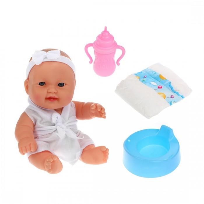 Купить Ролевые игры, Наша Игрушка Игровой набор Мой малыш с 3 аксессуарами