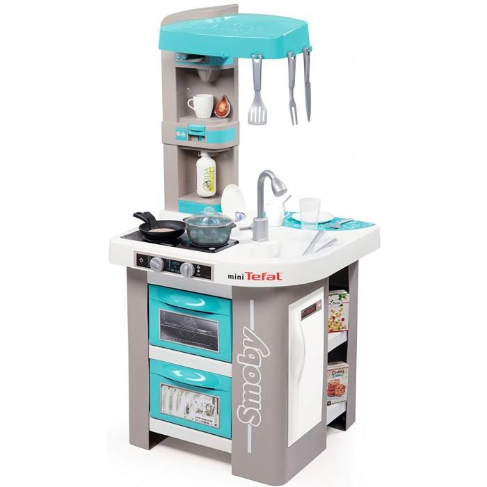 Купить Ролевые игры, Smoby Кухня электронная Tefal Studio 311023
