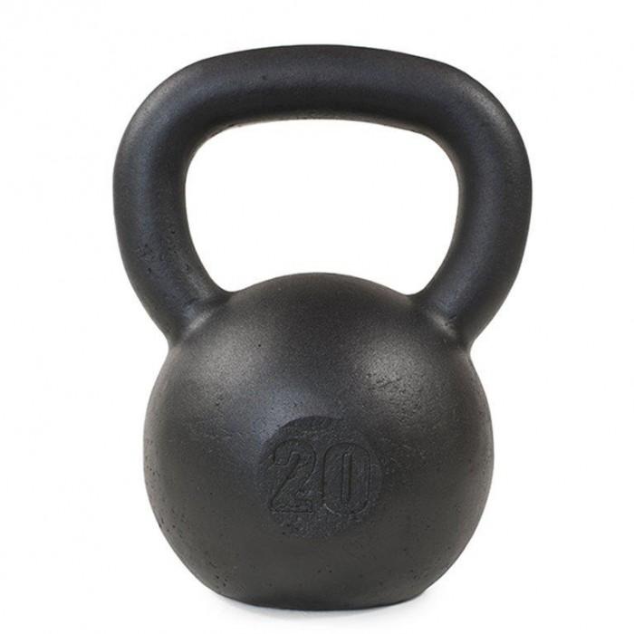 Фото - Спортивный инвентарь Titan Гиря кроссфит 20 кг спортивный инвентарь titan гиря чугунная 32 кг