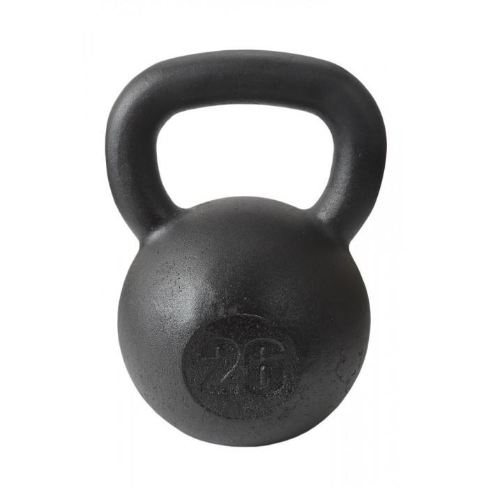 Фото - Спортивный инвентарь Titan Гиря кроссфит 26 кг спортивный инвентарь titan гиря чугунная 32 кг