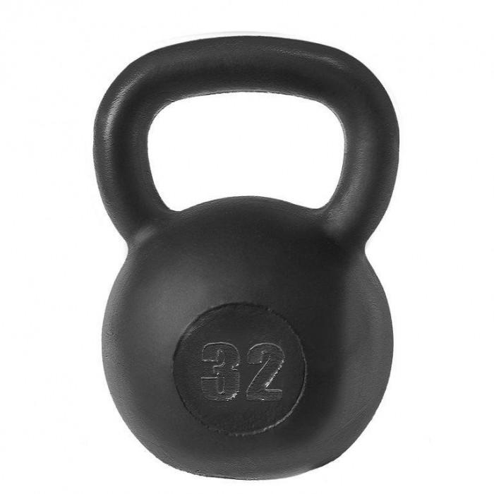 Фото - Спортивный инвентарь Titan Гиря кроссфит 32 кг спортивный инвентарь titan гиря чугунная 32 кг