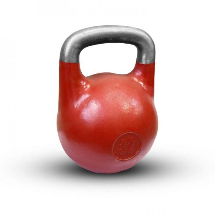 Фото - Спортивный инвентарь Titan Гиря 32 кг для соревнований спортивный инвентарь titan гиря чугунная 32 кг