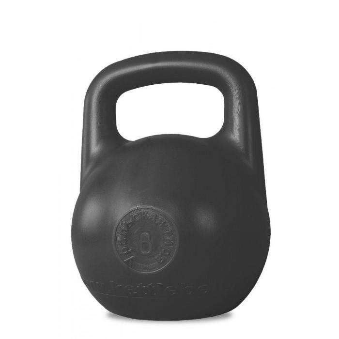 Фото - Спортивный инвентарь Titan Гиря пластиковая 8 кг спортивный инвентарь titan гиря чугунная 32 кг