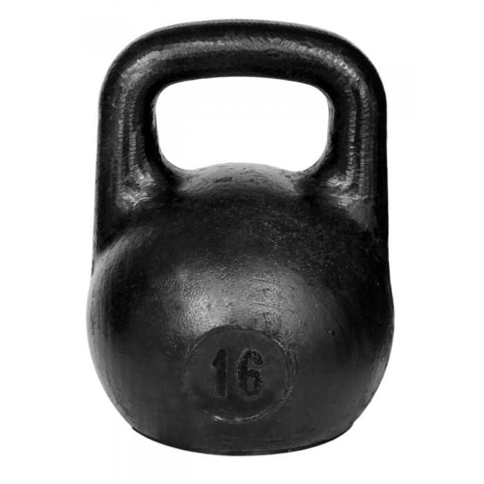 Фото - Спортивный инвентарь Titan Гиря уральская 16 кг спортивный инвентарь titan гиря чугунная 32 кг