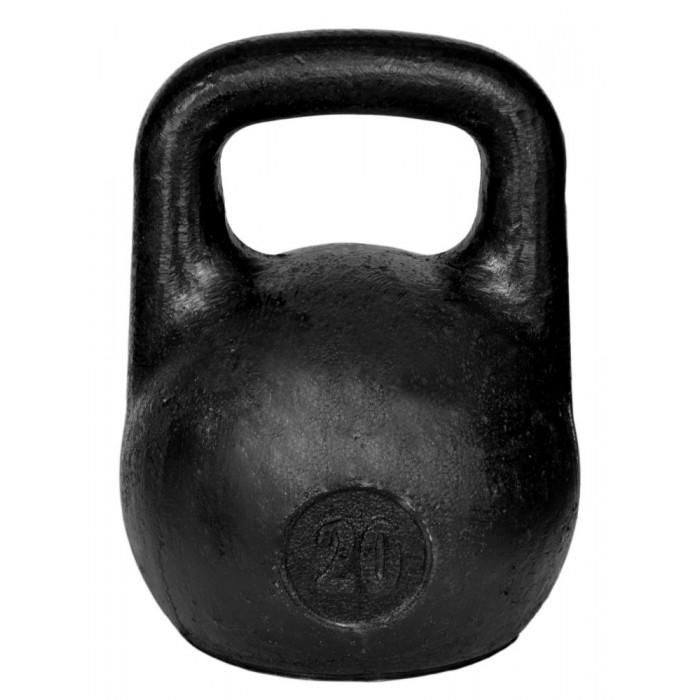 Фото - Спортивный инвентарь Titan Гиря уральская 20 кг спортивный инвентарь titan гиря чугунная 32 кг