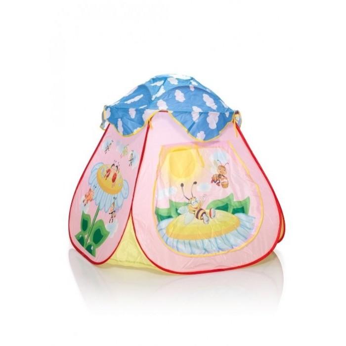 Палатки-домики Наша Игрушка Палатка игровая Пчелкин домик
