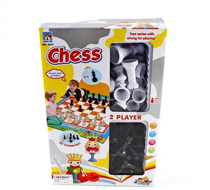 Настольные игры Наша Игрушка Шахматы напольные