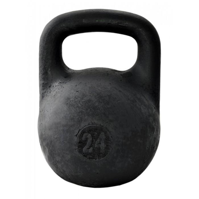 Фото - Спортивный инвентарь Titan Гиря уральская 24 кг спортивный инвентарь titan гиря чугунная 32 кг