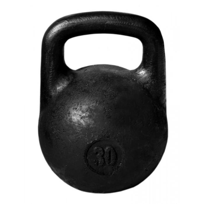 Фото - Спортивный инвентарь Titan Гиря уральская 30 кг спортивный инвентарь titan гиря чугунная 32 кг