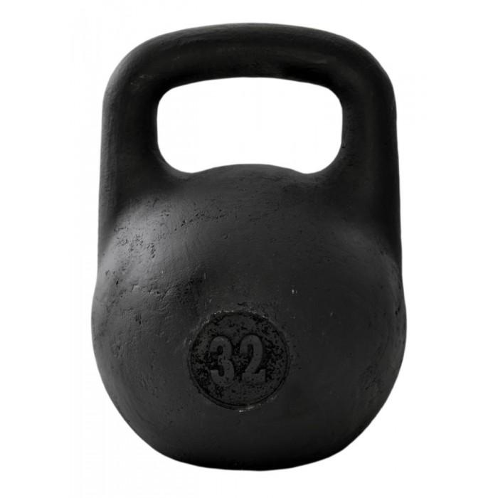 Фото - Спортивный инвентарь Titan Гиря уральская 32 кг спортивный инвентарь titan гиря чугунная 32 кг