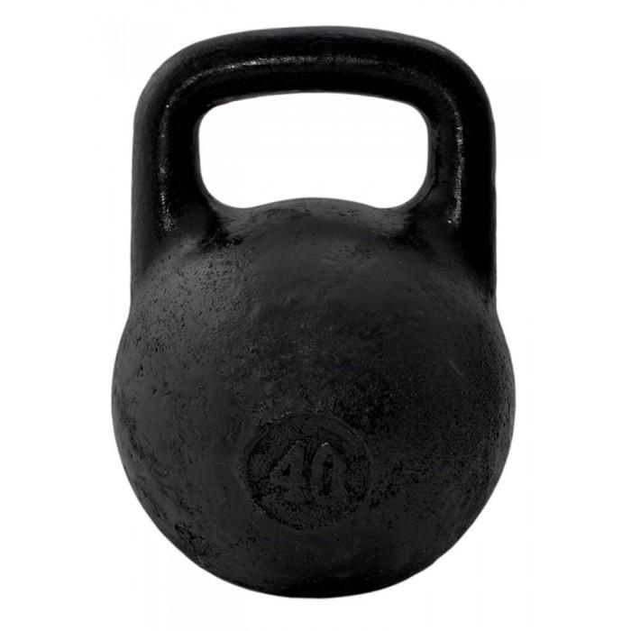 Фото - Спортивный инвентарь Titan Гиря уральская 40 кг спортивный инвентарь titan гиря чугунная 32 кг